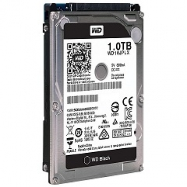 "Western_Digital ""WD Black HDD 1TB 2.5"""" 32mb cache SATA 7200 RPM """
