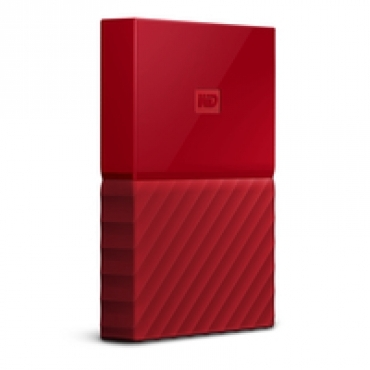 Western_Digital MY PASSPORT  1TB RED USB 3 0