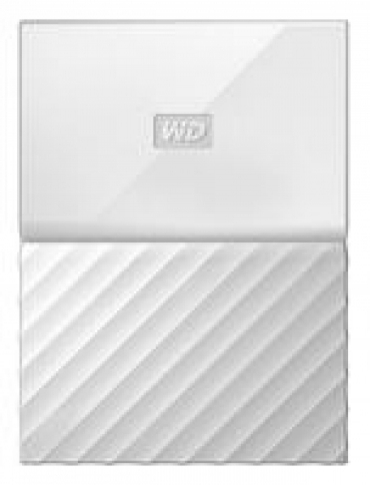 Western_Digital MY PASSPORT  2TB WHITE USB 3 0
