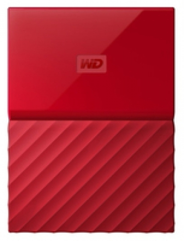 Western_Digital MY PASSPORT  2TB RED USB 3 0