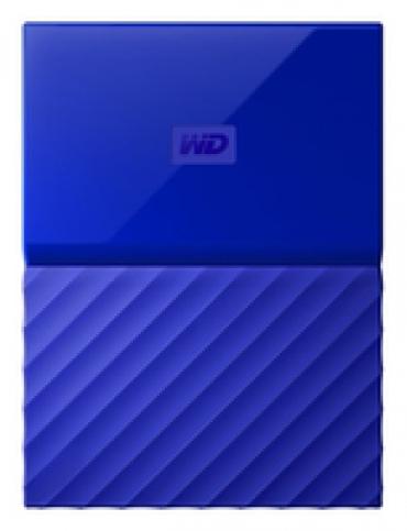 Western_Digital MY PASSPORT  2TB BLUE USB 3 0