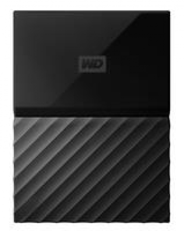 Western_Digital MY PASSPORT  2TB BLACK USB 3 0
