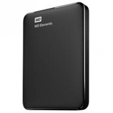 Western_Digital WD Elements 750GB 2 5  USB 3 0