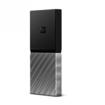 Western_Digital MY PASSPORT SSD 512GB Silver