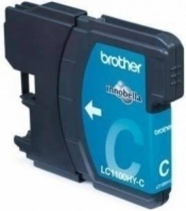 Brother Cartucho tinta cião grande capacidade. para MFC-6490CW