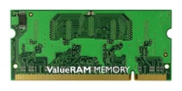 Kingston_ValueRAM DDR2 1GB 800MHz CL6 SODIMM
