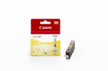 Canon CLI-521 Y blister with Security  Colour Ink Cartridge