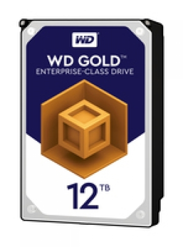 "Western_Digital ""HDD 12TB Datacentre Gold  256mb cache  SATA 6gb/s 7200RPM  3.5"""""""
