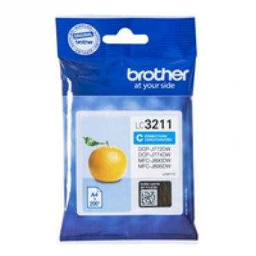 Brother Tinteiro cião  duração estimada até 200 páginas (segundo ISO/IEC 24711)