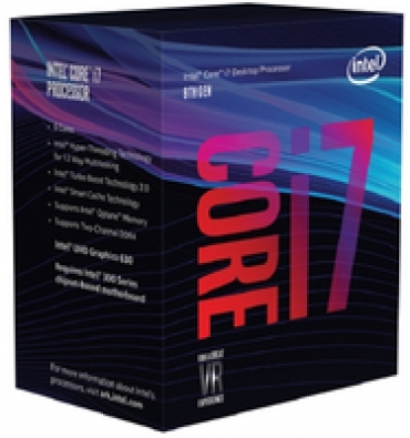Intel intel® Core I7 8700 3.2GHz 12MB LGA 1151 ( Coffee Lake)