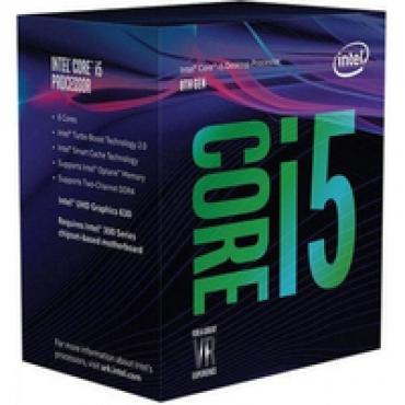 Intel intel® Core I5 8600K 3.6GHz 9MB LGA 1151 ( Coffee Lake) - sem cooler