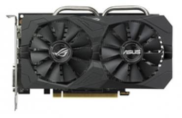 Asus ROG-STRIX-RX560-O4G-EVO-GAMING, DDR5 4GB, 128BIT, 6000MHZ, DUAL-LINK DVI-D