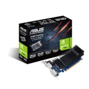 Asus GT730-SL-2GD5-BRK - DDR5 2GB, 64BIT, 5010MHZ DUAL-LINK DVI-D