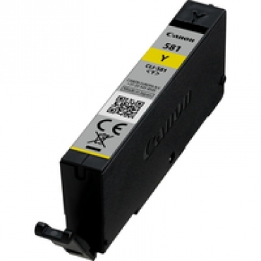 Canon CLI-581 Y Ink Cartridge