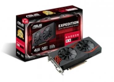 Asus EX-RX570-4G - Expedition RX 570 4GB GDDR4 256bits PCI-E 3.0