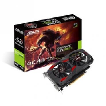 Asus Cerberus GTX 1050TI 4G GDDR5 PCI-E