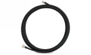 TP-LINK Low-loss Antenna Extension Cable  2.4GHz  6 meters KMS-400 Cable length  N-type Male to Female connector