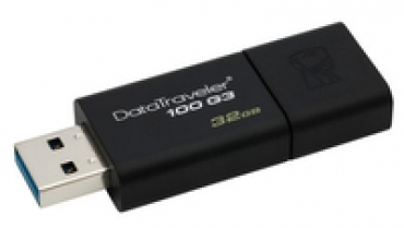 Kingston Pen Drive 32GB DataTraveler 100 USB