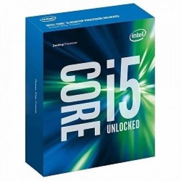 Intel Intel Core I5-7600K 3.8GHZ 6MB LGA 1151 (Kabylake) - sem cooler