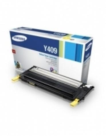 Samsung Unidade Toner Amarelo para impressora CLP-310/315  CLX-3170/3175 (1k pag @ 5%) - até fim de stock das unidades pré-estabelecidas
