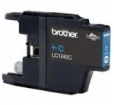 Compatível BROTHER LC1240 Azul