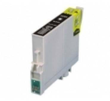 Compatível Epson T0801 Preto