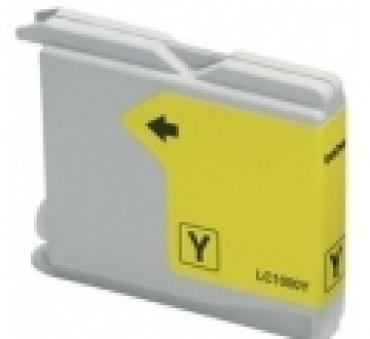 Compatível BROTHER LC1000 Amarelo