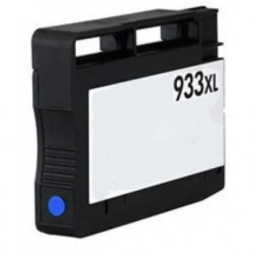 Tinteiro HP Compatível 933XL azul