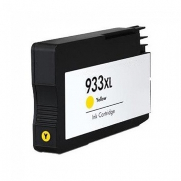 Tinteiro HP Compatível 933XL amarelo