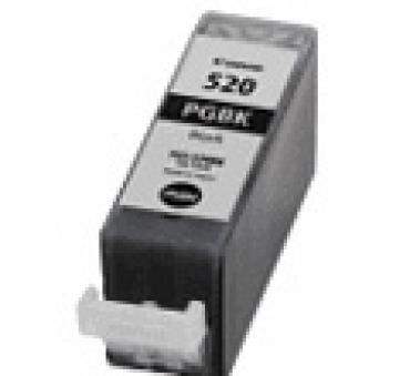 Compatível Canon PGI520 Preto