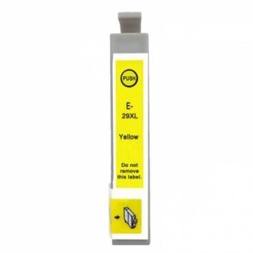 Tinteiro Compatível Epson 29XL Amarelo, T2994 / T2984