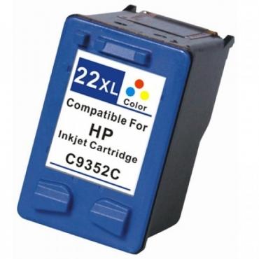 Compatível HP 22XL Cores
