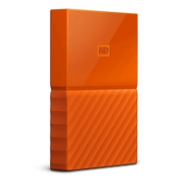 Western_Digital MY PASSPORT  1TB Orange USB 3.0