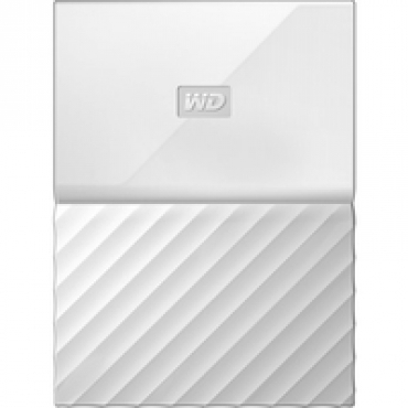 Western_Digital MY PASSPORT  4TB White USB 3.0