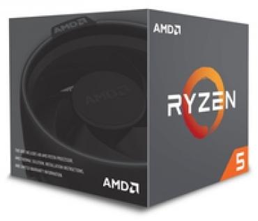 AMD RYZEN 5 2600X 4.25GHZ 6 core