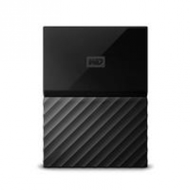 Western_Digital MY PASSPORT  Thin 2TB Black USB 3.0
