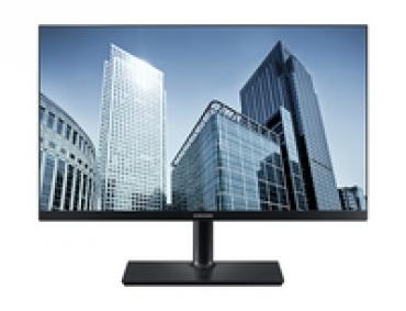 "Samsung ""S24H850QFU - Monitor 24"""" WQHD Plano  Resolução: 2560x1440  Brilho 250cd/m2  1x HDMI  Tempo de Resposta: 4ms  Vesa: 100x100"""