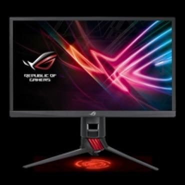 "Asus ""ROG STRIX XG248Q - eSport Gaming monitor 24"""" (23.8"""") FHD (1920x1080)  1ms  up to 240Hz  DP  HDMI  USB3.0  AuraSync  FreeSync"""