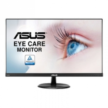 "Asus ""VP249H - Monitor 24"""" (23.8"""")  FHD (1920x1080)  IPS  HDMI  D-Sub  Flicker free  Low Blue Light  TUV certified - Black"""