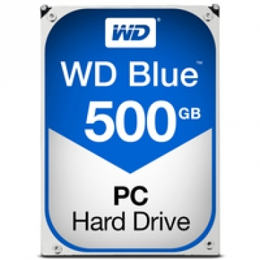 "Western_Digital ""HDD 500GB Blue 3.5"""" SATA 6 Gb/s 5400 rpm 64mb Cache"""