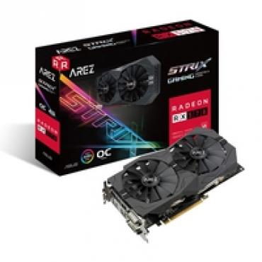 Asus AREZ-STRIX-RX570-O4G-GAMING - Radeon RX 570 4GB GDDR5 PCI-E 3.0
