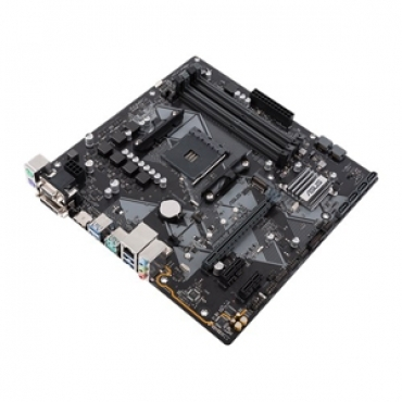 Asus PRIME B450M-A - Socket AMD AM4  USB 3.1  M.2