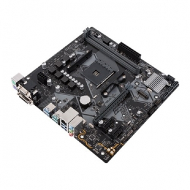 Asus PRIME B450M-K -  socket AMD AM4  USB 3.1  M.2