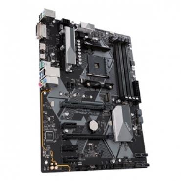 Asus PRIME B450-PLUS - socket AMD AM4  USB 3.1  M.2  HDMI  MB