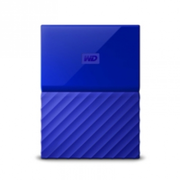Western_Digital MY Passport Thin 2TB Blue USB 3.0