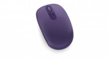 Microsoft Wireless Mobile Mouse 1850 Win7/8 EN/AR/CS/NL/FR/EL/IT/PT/RU/ES/UK EMEA EFR Purple