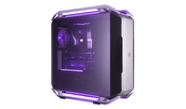 Cooler_Master Cosmos C700P  Aluminium handbars  Flexible Layout  RGB lighting control and sync  Dual Curved Tempered Glass Side panel