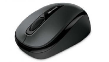 Microsoft L2 Wireless Mobile Mouse 3500 Mac/Win - Loch Ness Grey