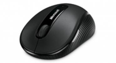 Microsoft L2 Wireless Mobile Mouse 4000 Mac/Win Grafite - BlueTrack