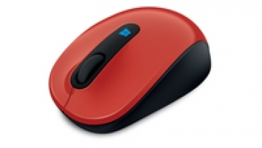 Microsoft Sculpt Mobile Mouse Win7/8 - Flame Red V2